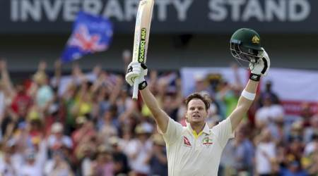 Ashes 2017: Steve Smith hammers second double century against England in Perth