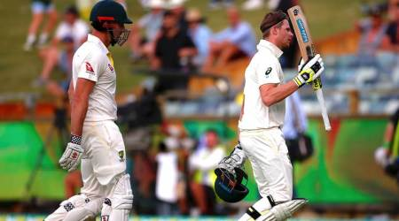 Ashes 2017: Steve Smith holds firm as Australia reach 204/3 at stumps on Day 2