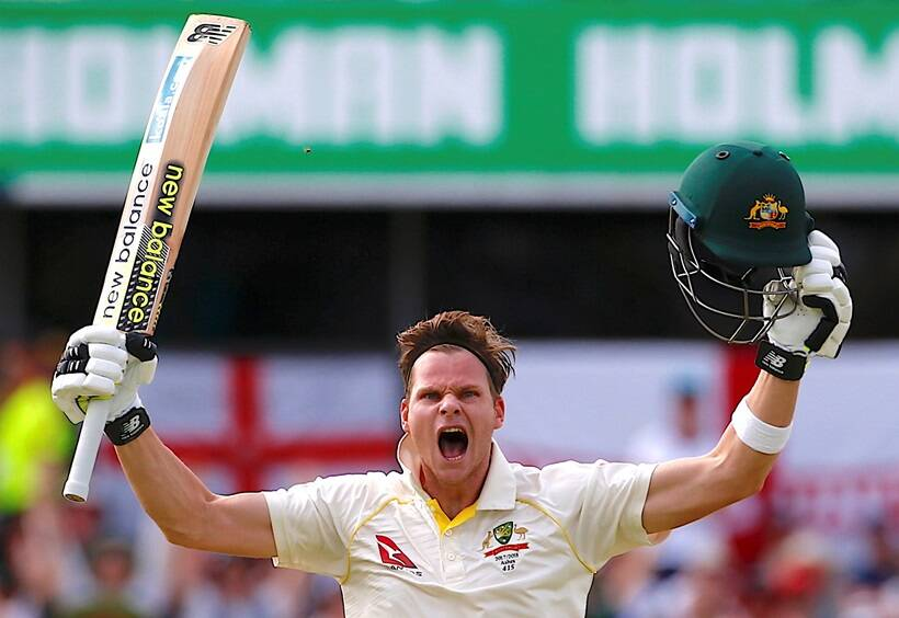 Ashes 2017: Steve Smith double century