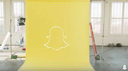 Snapchat redesigned to separate social from media