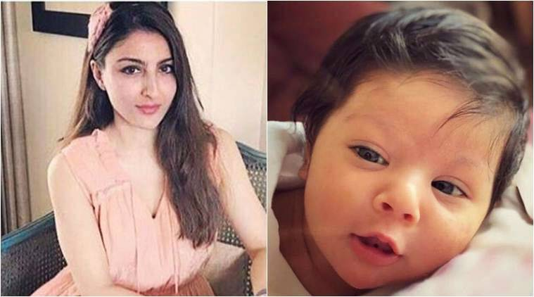 soha ali khan talks about daughter inaaya