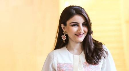 Soha Ali Khan: I was not encouraged to be an actor