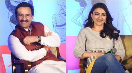 When Saif Ali Khan revealed how Soha Ali Khan accidentally texted her date that 'it's boring'