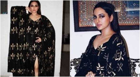 Look effortlessly chic like Sonakshi Sinha this holiday season