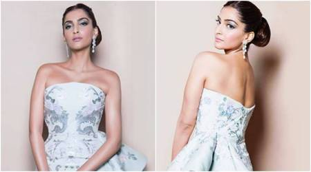 Sonam Kapoor's streak of 'POWERFUL' fashionable moments continues with this Ralph and Russo gown
