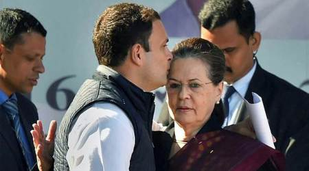 Country facing 'unprecedented challenges' since 2014, but we are not going to get scared, says Sonia Gandhi