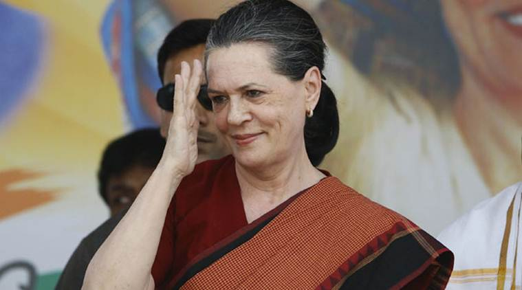 Congress leader Sonia Gandhi. (File)