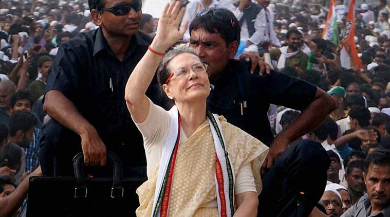 Sonia Gandhi, Rahul Gandhi new party president, New Party President Rahul Gandhi, Rahul Gandhi, Gandhi Parivar, Congress, India News, Indian Express, Indian Express News
