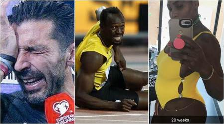 The most shocking sports moments in 2017