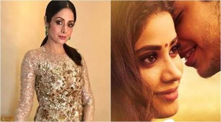 I'm happy and concerned: Sridevi on daughter Janhvi's Bollywood debut