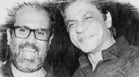Shah Rukh Khan and Aanand L Rai set to give a perfect New Year gift by revealing their film'stitle
