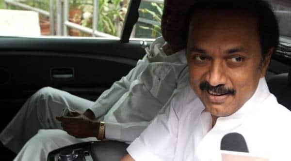 Rajinikanth, MK Stalin, Tamil Nadu, DMK, Stalin on Rajinikanth, Rajinikanth joins politics, India News, Indian Express