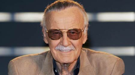 Stan Lee: I had a little bout of pneumonia