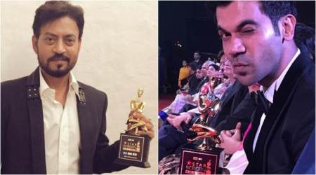 Star Screen Awards 2017: Rajkummar Rao, Irrfan Khan's win proves Bollywood is finally appreciating talent. Here is the complete list of winners