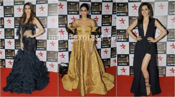 Star Screen Awards 2017: From Kriti Sanon to Ileana D'Cruz, the best and the worst-dressed celebs at the red carpet