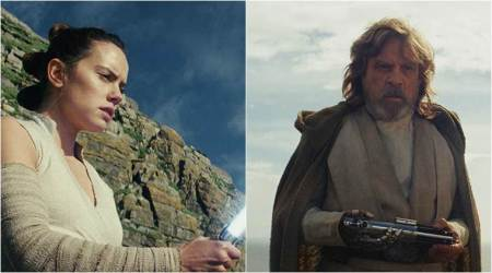 Star Wars The Last Jedi movie review: The Force is with this Daisy Ridley and Mark Hamill starrer