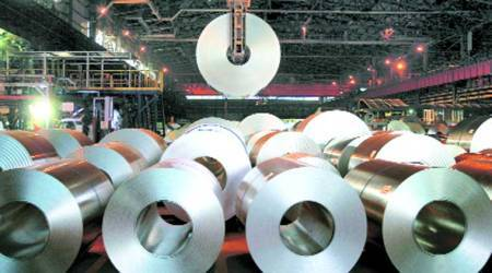 India's finished steel export slides over 30% in January