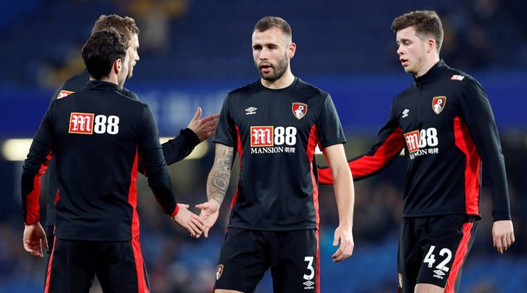 Bournemouth ends Allardyce's unbeaten start at Everton