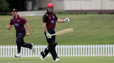 Ben Stokes out for duck in latest Canterbury outing