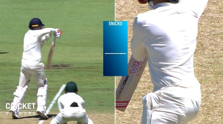 Ashes 2017: Mark Stoneman's dismissal sparks DRS controversy on Day 1 at Perth, watch video