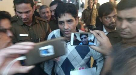 Suhaib Ilyasi killed wife fearing she may disclose his frauds: Delhicourt