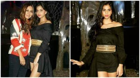 Suhana Khan is 'all grown up' and mom Gauri Khan is in awe too, see photos