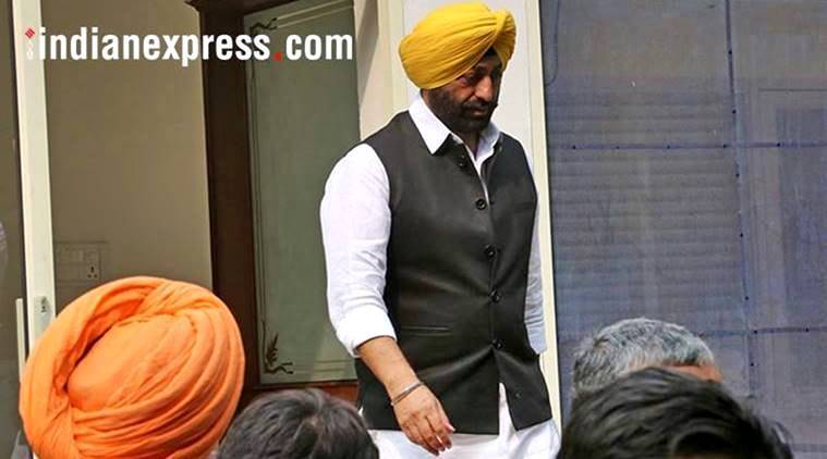 Sukhpal Singh Khaira blames security forces: Committing excesses in Kashmir