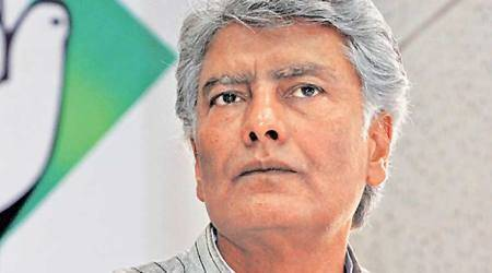 Take action against Akalis, Sunil Jakhar urges Captain Amarinder Singh