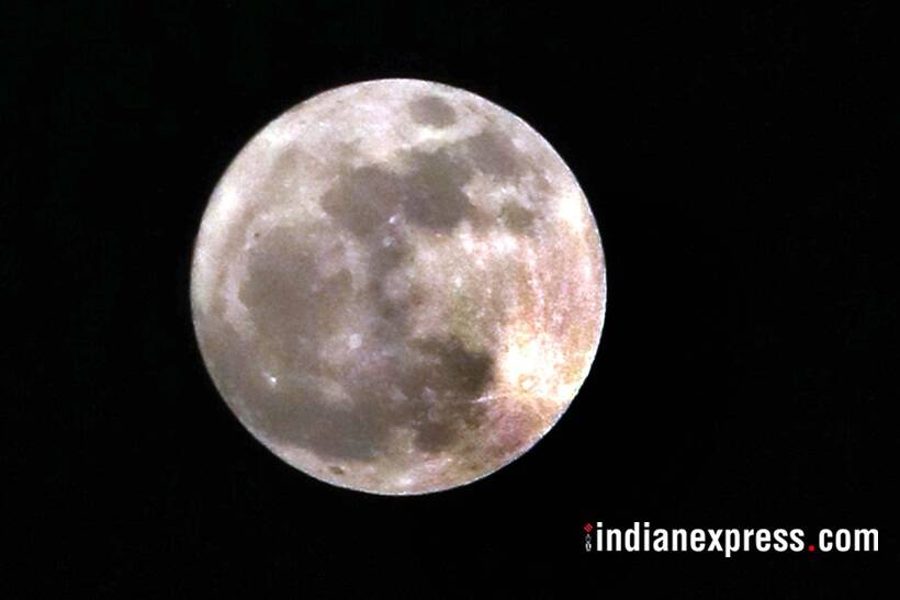 Supermoon today supermoon december 2017 cold moon December moon full moon science news