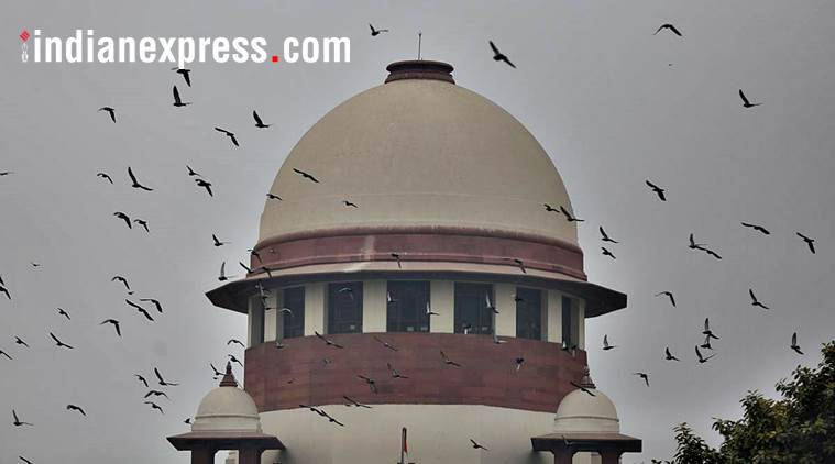 Supreme court, Aadhaar, Aadhaar card, Supreme Court, Supreme Court on Aadhaar, Aadhaar mandatory, Aadhaar case, indian express