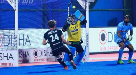 Suraj Karkera, Suraj Karkera India, Suraj Karkera Hokey India, Suraj Karkera news, sports news, hockey, Indian Express