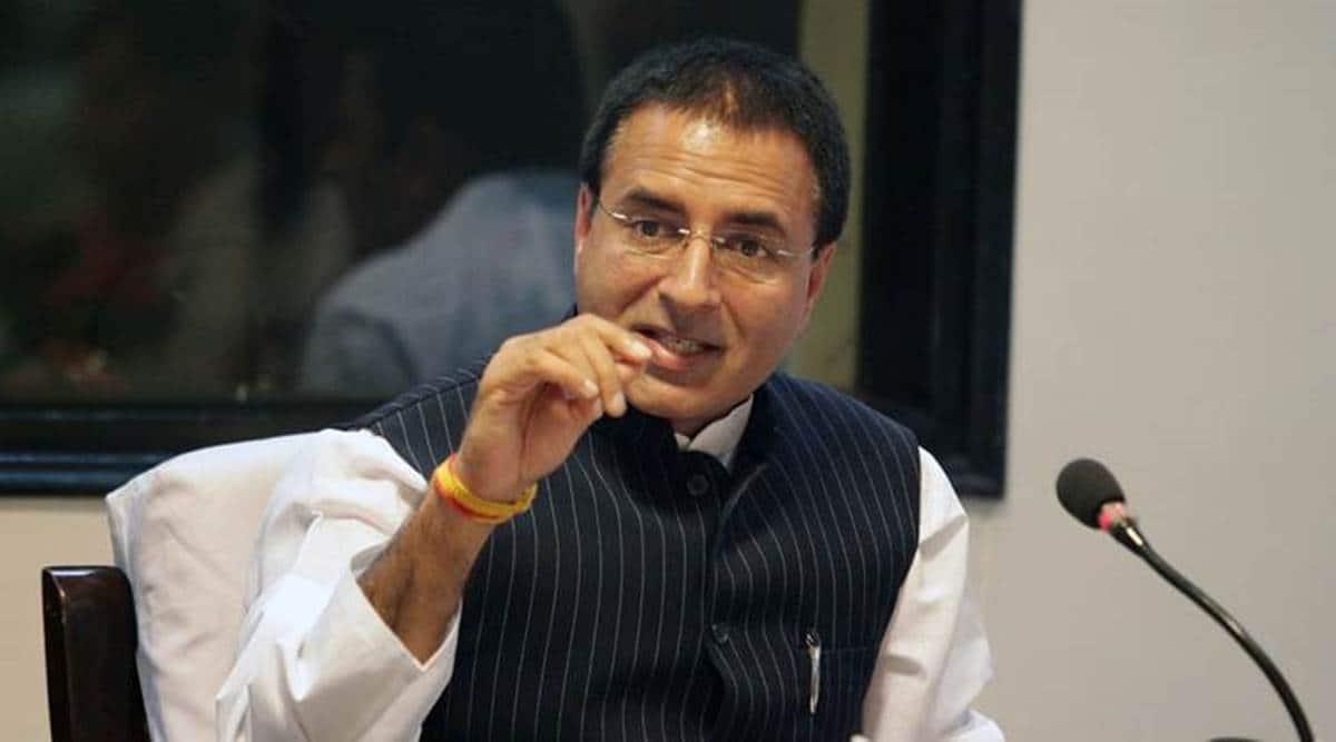 Congress leader Randeep Surjewala accuses Centre, Haryana govt of back-stabbing people of Ahirwal region