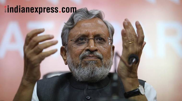 Sharad Yadav finds Lalu's benami wealth legitimate: Sushil Modi