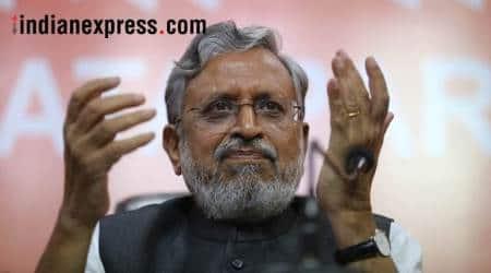 Revenue down, states should look at hiking GST cess: Sushil Modi