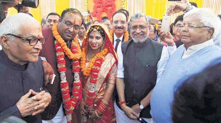 tej pratap yadav, sushil modi, lalu prasad yadav, bihar, tej pratap threatens sushil modi, sushil modi son wedding, bihar news, indian express