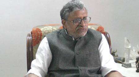 Sushil Modi to raise non-inclusion of Bihar cities in environment programme