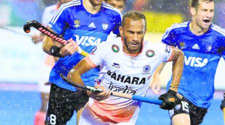 SV Sunil in serious doubt for hockey World Cup due to knee injury