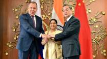 India, China, Russia vow to step up cooperation to check terrorism, Swaraj flags concerns on Pakistan terrorgroups