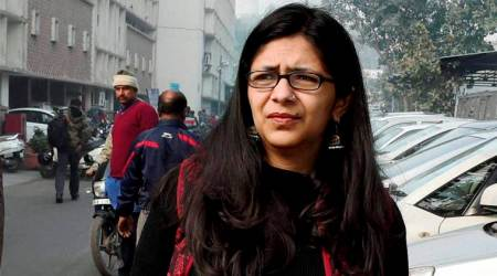 He needs to control  his anger: Maliwal on husband's rape remark