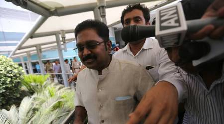 Dhinakaran cites technical hurdles in forming new party