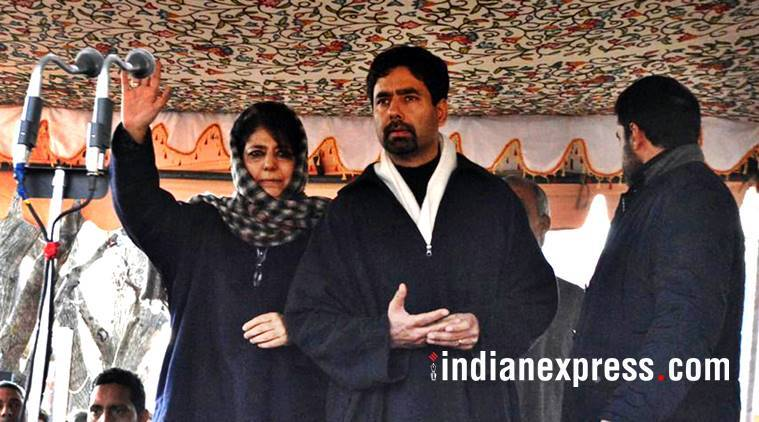 Tassaduq Hussain Mufti, jammu kashmit, mehbooba mufti brother, pdp, j&k, indian express