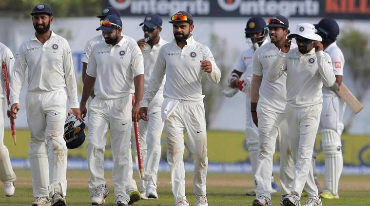 India close 2017 as top-ranked Test side