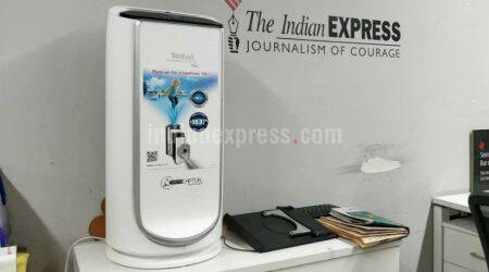 Tefal Intense Pure Air XL review features specifications price in India
