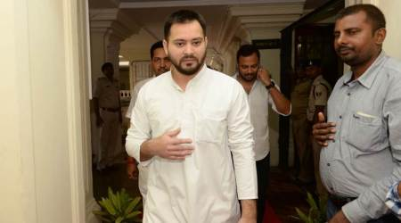 Tejaswi Yadav takes potshots at CM Nitish Kumar over his yatra