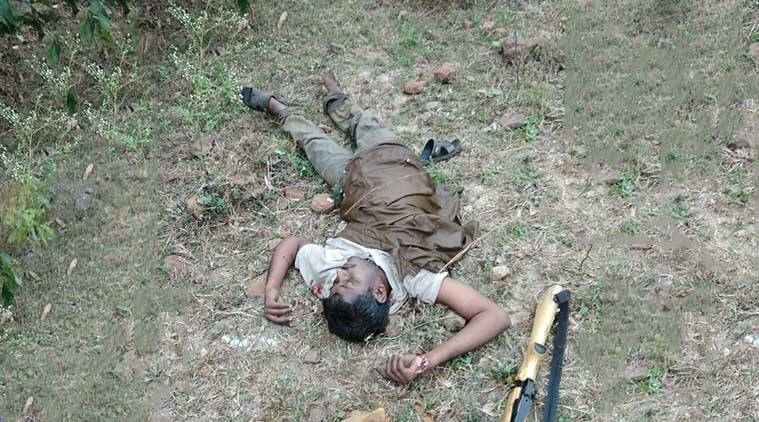 Two Maoists killed in two separate encounters in Chhattisgarh