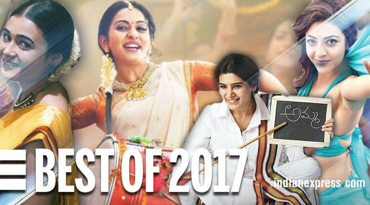 Telugu actresses who made a mark in 2017