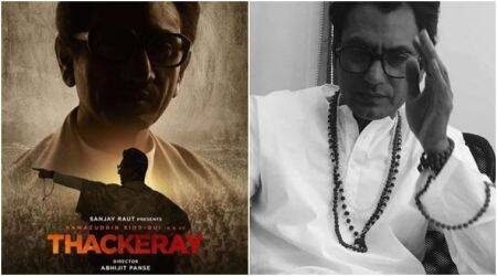 The first teaser of Bal Thackeray's biopic is grand and dramatic, watch video