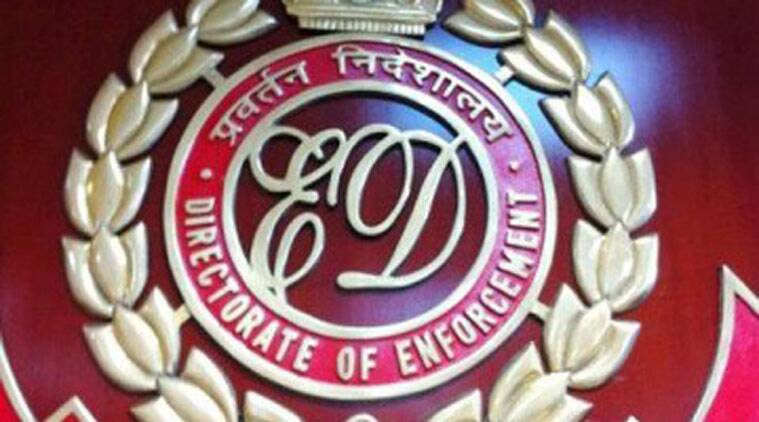 Enforcement Directorate, ED, Money Laundering Act, PMLA, Dena Bank fraud, Showman Group, business news, indian express