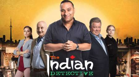 The Indian Detective first impressions: Watch any Russell Peters special rather than this tired detectivedrama
