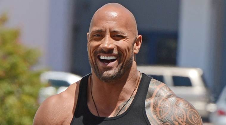 The Rock Jumanji Dwayne Johnson